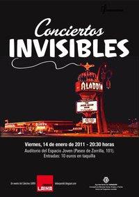 HOY: Concierto Invisible