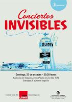 Concierto Invisible: entradas ya a la venta