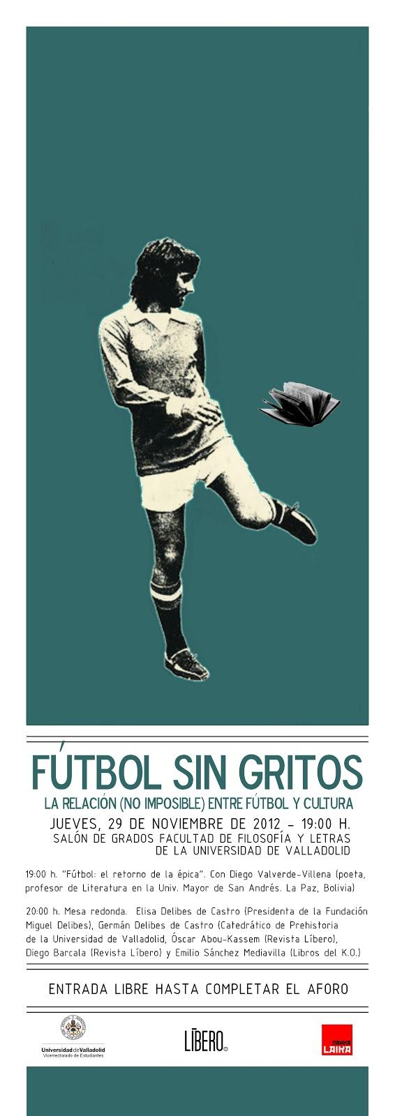 Fútbol sin gritos