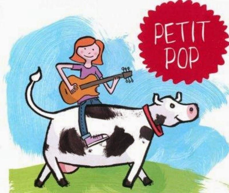Petit Pop – Véral 2014 – 10 de mayo (Conciertos a tu altura) – 11:00 h. Pasaje Gutiérrez