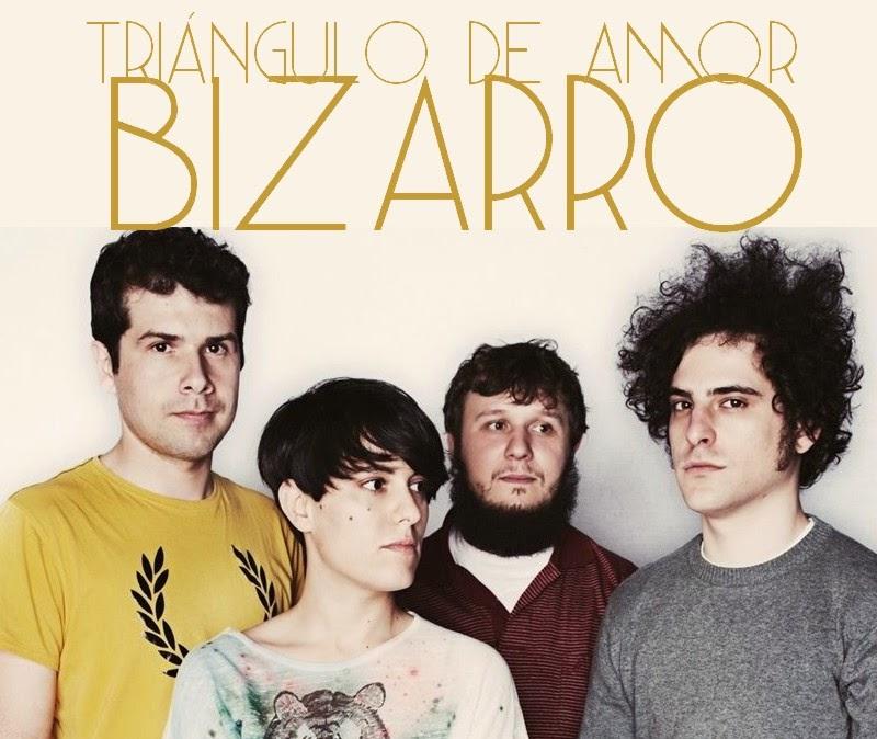 Triángulo de Amor Bizarro – Véral 2014 – 9 de mayo – 00:55 h. Sala Blanca (LAVA)