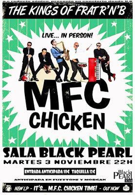 Reducto Sónico: MFC Chicken