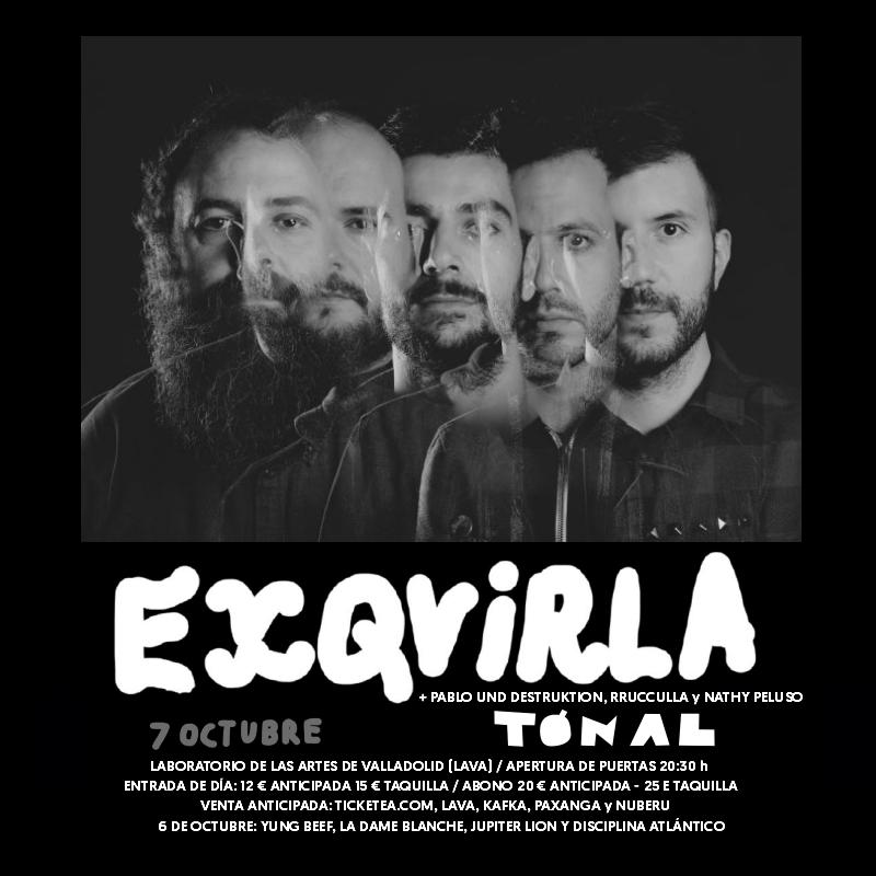 EXQUIRLA / Tónal 2017