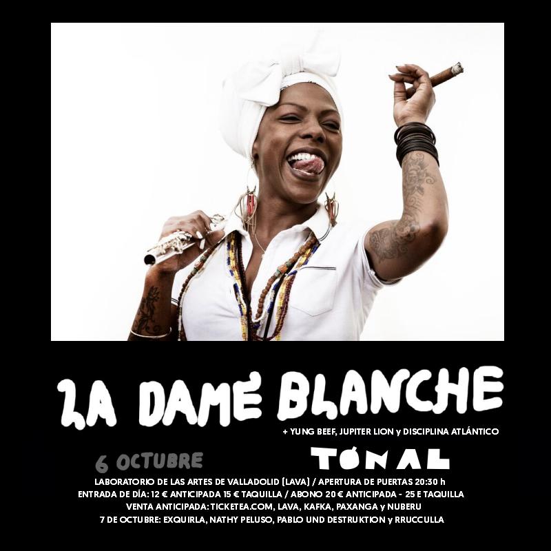 LA DAME BLANCHE / Tónal 2017