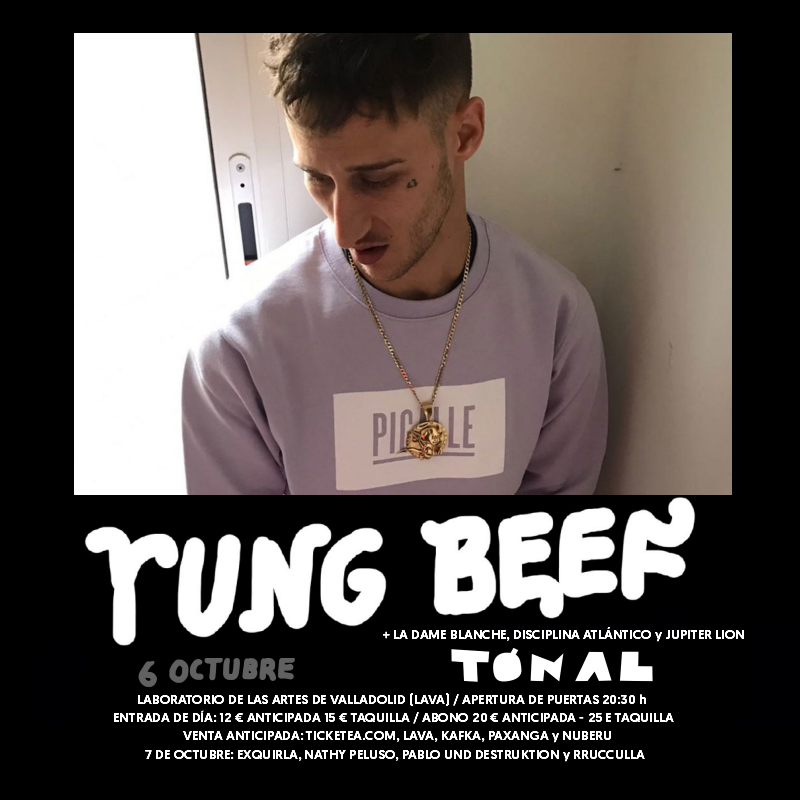 YUNG BEEF / Tónal 2017