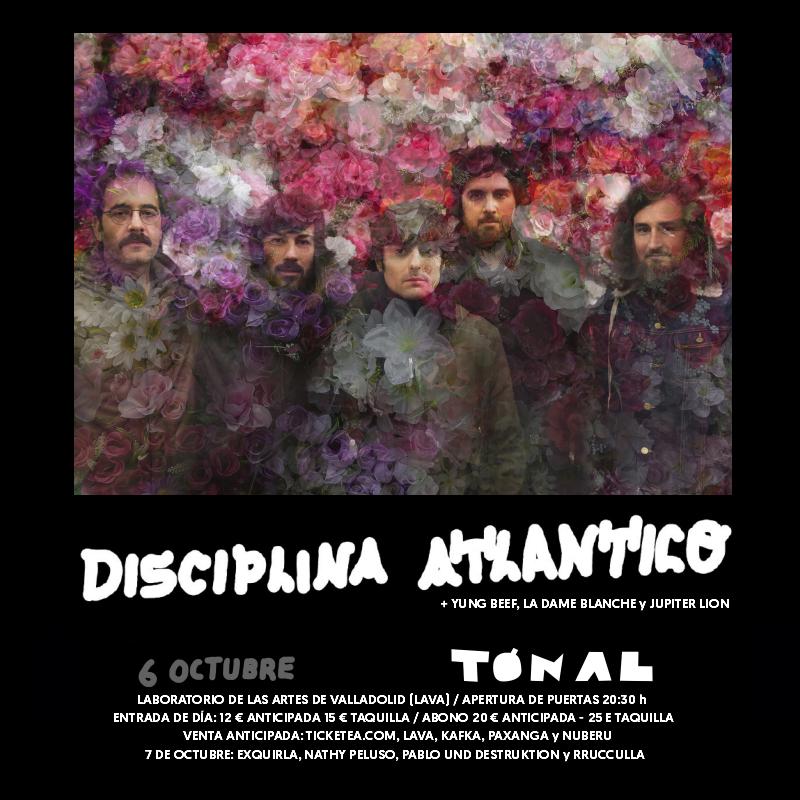 DISCIPLINA ATLÁNTICO / Tónal 2017