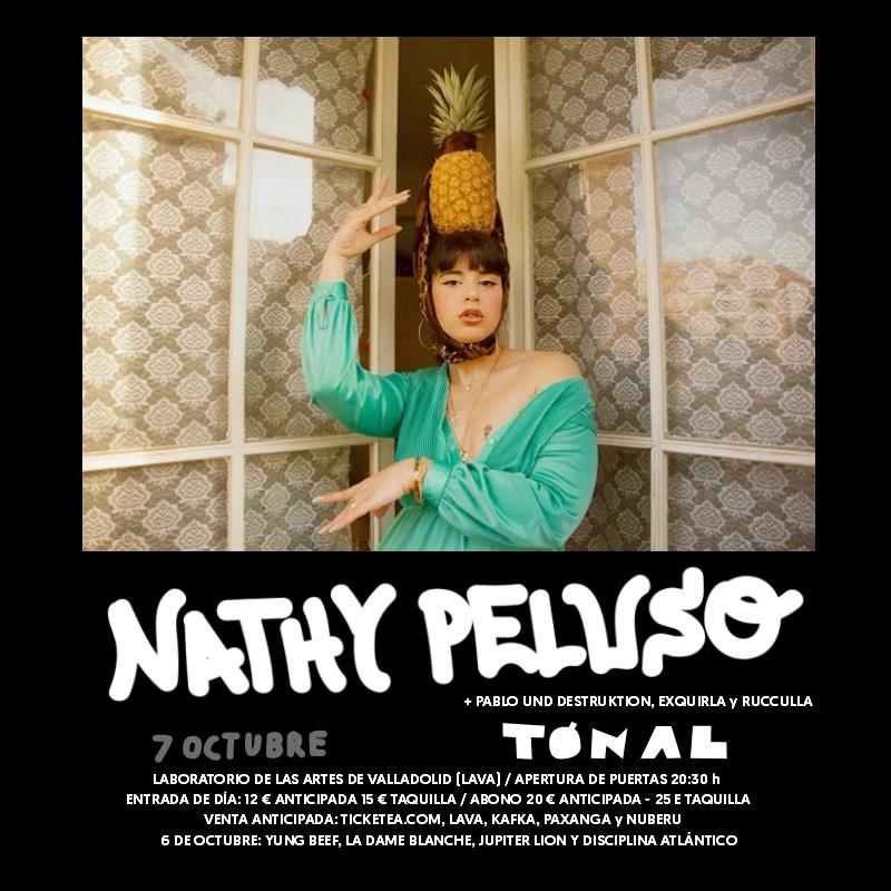 NATHY PELUSO / Tónal 2017