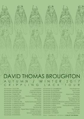 David Thomas Broughton en concierto