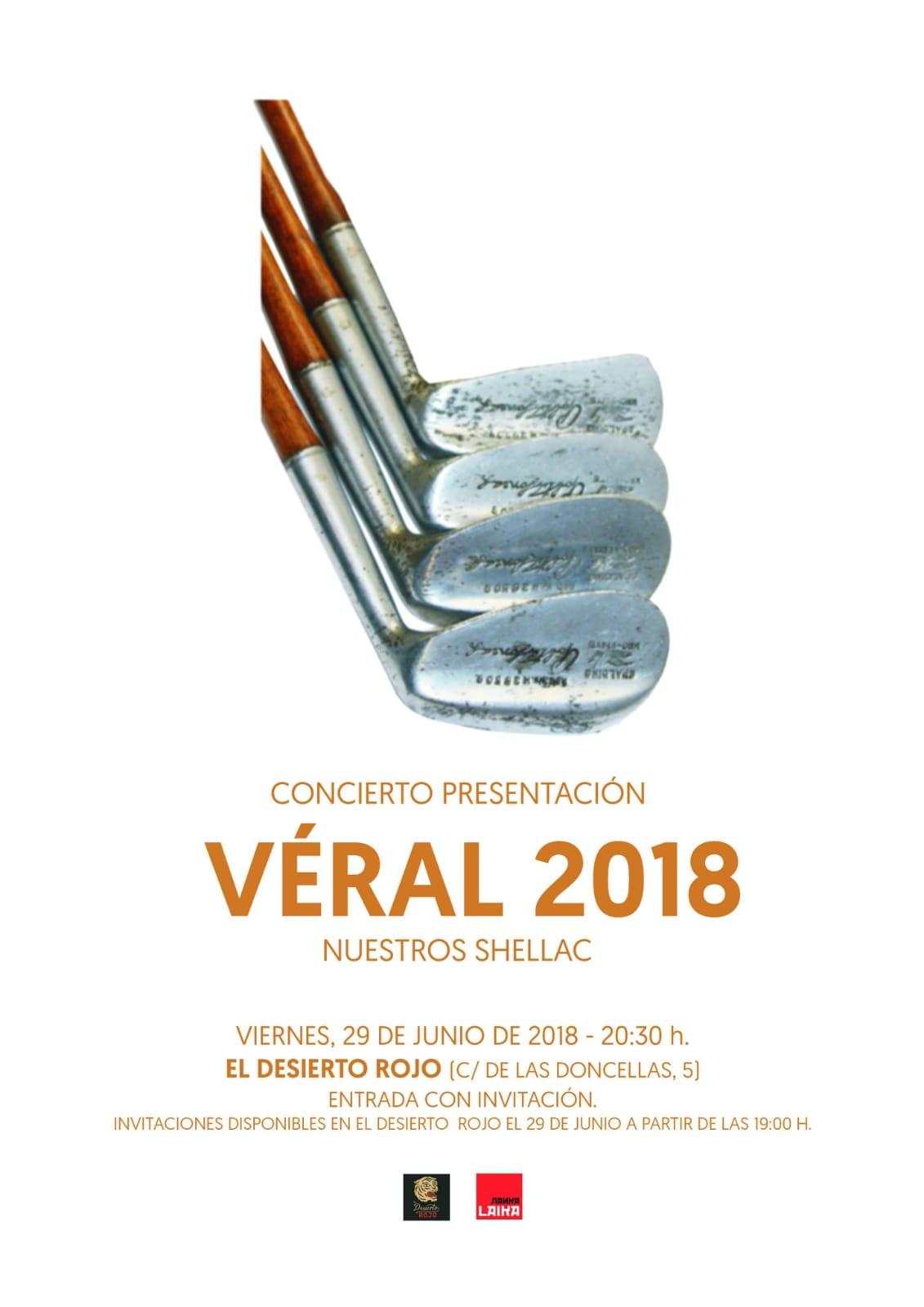 Concierto de presentación Véral 2018